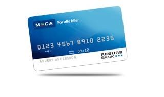 MECA-kortet