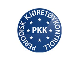 Logo - Periodisk kjøretøykontroll (PKK) - EU-kontroll