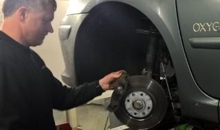 Figgjo Autoservice - Reparasjon av bremser framme